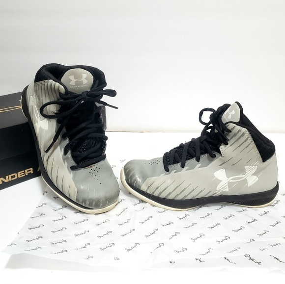 f85af601 📣CLEARANCE! Boys Under Armour Basketball Shoes